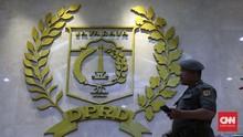 Anggota DPRD DKI Fraksi Gerindra Positif Corona