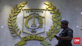 Gedung DPRD DKI Ditutup, Belum Ada Opsi Rapat Online