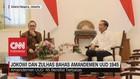 VIDEO: Jokowi dan Zulkifli Hasan Bahas Amandemen UUD 1945