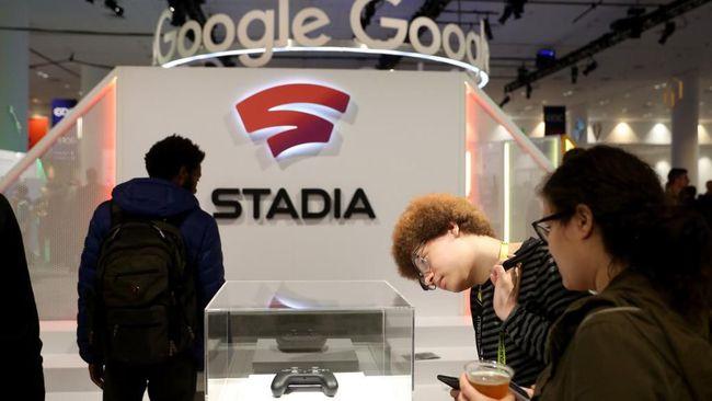 Layanan gim streaming Google Stadia meluncur hari ini, tapi layanan ini tak masuk Indonesia.
