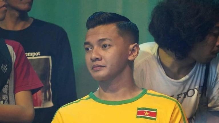 Dory Harsa yang berusia 27 tahun ini memiliki nama lengkap Dory Haryanto Eka Saputra.