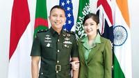 <p>Bunda masih ingat dengan Winda Khair? Wajahnya dahulu sering menghiasi layar FTV. Setelah menikah dengan perwira TNI, Achmad Zaki, pada 9 Agustus 2015, Winda jarang muncul lagi di televisi. Kini, mereka sudah dikaruniai dua anak. (Foto: Instagram @windakhair)</p>