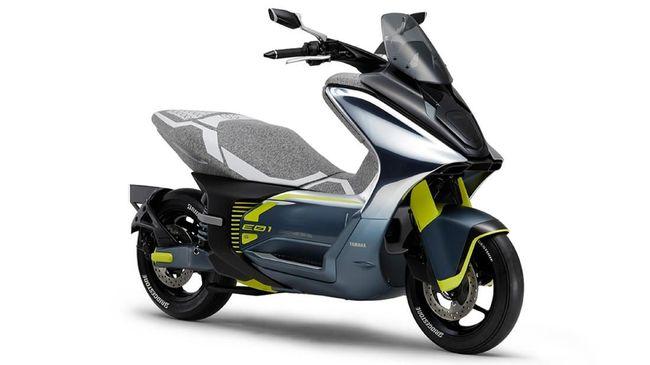 Berbagai pabrikan otomotif menyiapkan produk ramah lingkungan, di antaranya Yamaha dengan menyiapkan dua motor listrik untuk ditampilkan di Tokyo Motor Show.