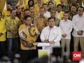 Prabowo Khawatirkan Ancaman Oligarki Usai Bertemu Airlangga