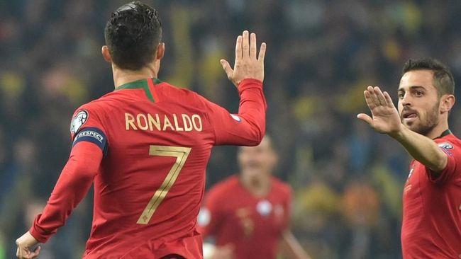 Sejumlah fakta menarik hadir setelah Cristiano Ronaldo mencetak gol ke-700 dalam kariernya usai membobol gawang Ukraina di Kualifikasi Piala Eropa 2020.