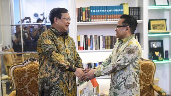 PKB mengklaim komunikasi dengan Gerindra berjalan baik, sehingga tak menutup kemungkinan Muhaimin Iskandar diduetkan dengan Prabowo Subianto.