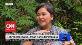VIDEO: Tetap Berkarya Melawan Kanker Payudara