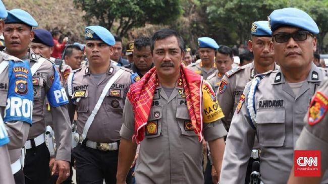 Nama Komjen Agus Andrianto termasuk yang disodorkan ke Presiden Joko Widodo untuk menggantikan Kapolri Jenderal Idham Azis.