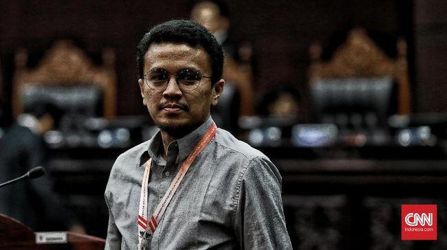 Jubir Mensesneg menegaskan tak ada undang-undang yang ditabrak Presiden Jokowi dalam komposisi tim seleksi calon anggota KPU-Bawaslu.