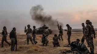 Ledakan Bom di Suriah Saat Ramadan Tewaskan 22 Orang