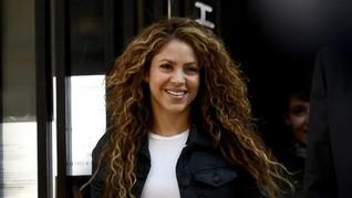 Shakira Disebut dalam Skandal Pajak Pandora Papers