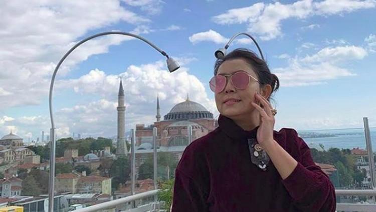 mayangsari di turki