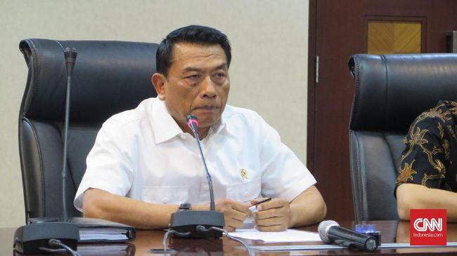 Kepala Staf Presiden Moeldoko menyebut KSP harus lebih dulu dibubarkan sebelum akhirnya dibentuk baru melalui Perpres.