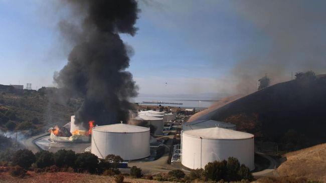 Kementerian ESDM khawatir ledakan di Beirut, Libanon, akan memicu kenaikan harga minyak karena pasokan Timur Tengah terganggu.