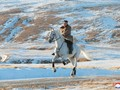 Kim Jong-un Buka Mega Proyek Wisata di Gunung Keramat Korut