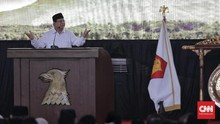Prabowo Depak Arief Poyuono dari Jabatan Waketum Gerindra