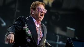 Reaksi Elton John usai Disebut dalam Lagu Baru BTS