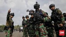 Istana Jawab Kritik Pelibatan TNI dalam Inpres Protokol Covid