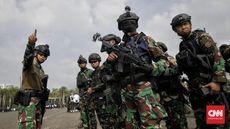 Buntut Penembakan Cengkareng, Patroli TNI-Polri Diperketat
