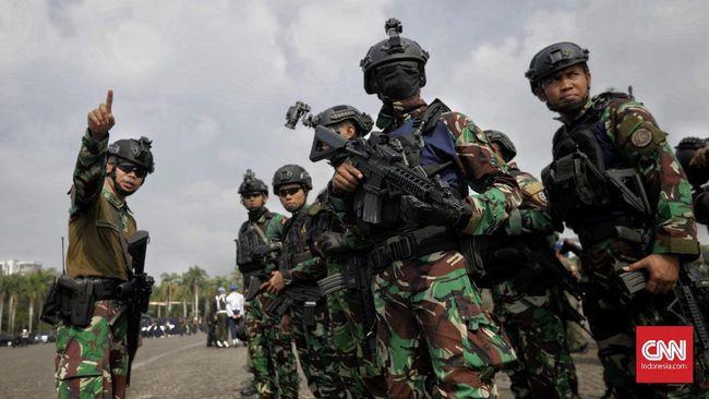 TNI bersama Polri bakal memperketat patroli bersama, buntut aksi penembakan di sebuah kafe di Cengkareng, Jakarta Barat.