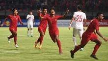 Bagus Kahfi Usai Cetak Gol untuk Timnas U-23: Super Dankjewel