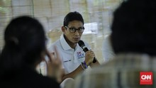 Alasan Gerindra Terjunkan Sandiaga untuk Bobby-Aulia di Medan