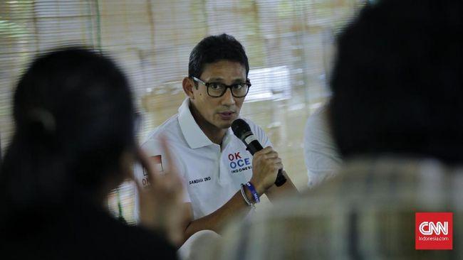 Wasekjen PPP mengakui ada informal tentang usulan dari pengurus di tingkat DPC untuk mencalonkan Wakil Ketua Dewan Pembina Gerindra Sandiaga Uno jadi ketum PPP.