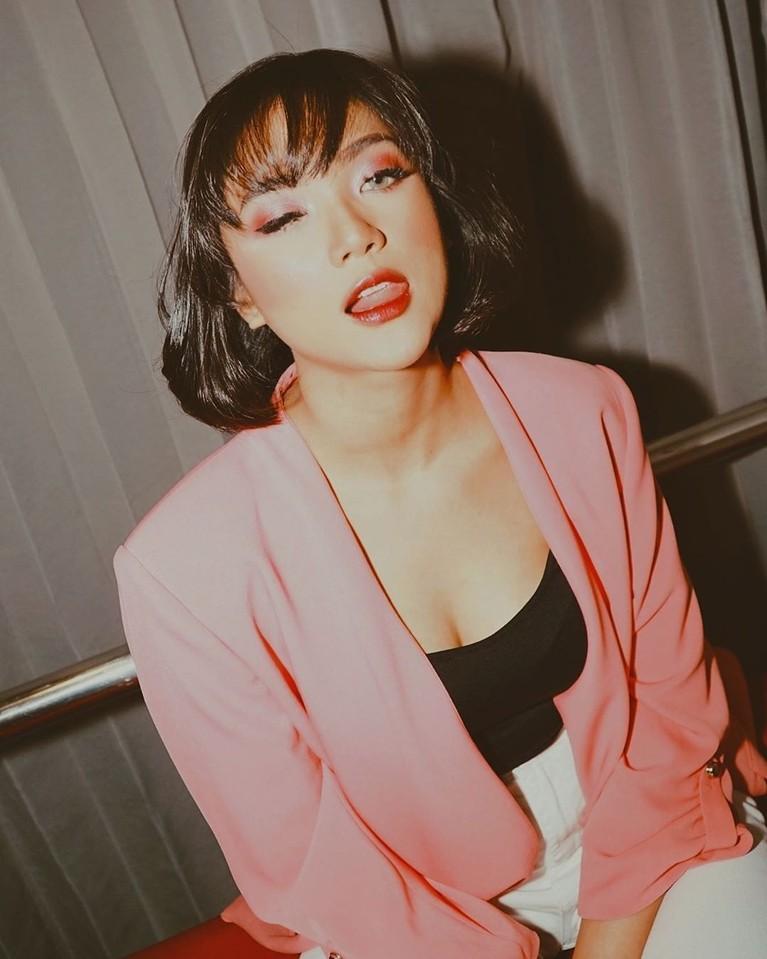 Baru-baru ini, Lala, sapaan akrab Marion Jola, baru saja merilis album yang bertajuk Marion.