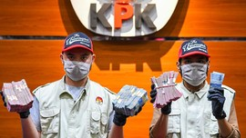 Kasus Edhy Prabowo, KPK Sita Rp52,3 Miliar dari Bank