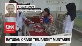 VIDEO: Ratusan Orang Terjangkit Muntaber