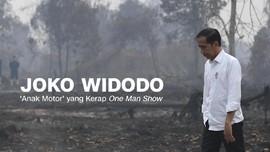 VIDEO: Jokowi, 'Anak Motor' yang Kerap <i>One Man Show</i>