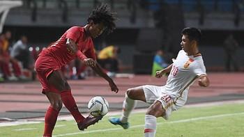 Momen Indonesia Hancurkan Australia 1-0