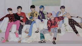 Persembahan Foto Keluarga Baru untuk BTS Festa 2020