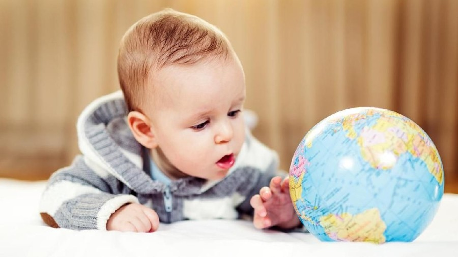 Unik! Nama Bayi Perempuan dan Laki-laki Terinspirasi dari Planet