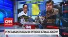 VIDEO: Penegakan Hukum di Periode Kedua Jokowi