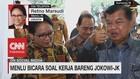 VIDEO: Menlu Bicara Soal Kerja Bareng Jokowi-JK
