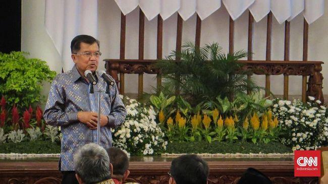 Wakil Presiden Jusuf Kalla mengucapkan selamat bekerja bagi para menteri kabinet 2014-2019 yang bakal melanjutkan tugas bareng Jokowi di periode kedua.