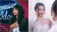 <p>Di tahun 2010, Citra Scholastica ikut audisi Indonesian Idol saat usia 17 tahun. Kini, Citra makin cantik ya? (Foto: Youtube/Instagram)</p>