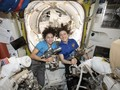 Astronaut Wanita AS Pecahkan Rekor Terlama di Luar Angkasa