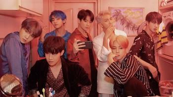 BTS Beri Selamat Merger Gojek-Tokopedia: Kami Turut Bangga