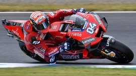 Dovizioso Resmi Tampil di MotoGP Spanyol