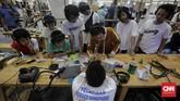 Orbit Habibie Festival kembali diselenggarakan di JIExpo, Kemayoran, Jakarta Pusat sejak Kamis (17/10) hingga Sabtu (19/10).