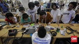 FOTO: Orbit Habibie Festival Ketujuh Pamer Inovasi Baru