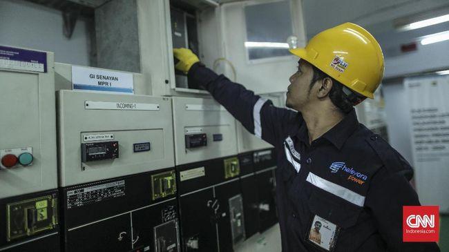 PLN menyatakan 387 atau 77 persen dari 500 gardu listrik yang terdampak oleh banjir Jakarta pada Sabtu (20/2) dan Minggu (21/2) sudah nyala lagi.