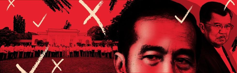 5 Tahun Di Bawah Jokowi