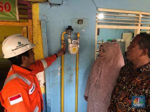 Dorong Pembangunan Jargas, Harga Gas Konsumen Bakal Dinaikkan
