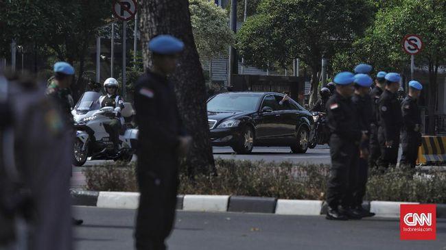 Istana menyatakan bahwa video iring-iringan Presiden Jokowi bukan iring-iringan rombongan presiden pulang kampung.