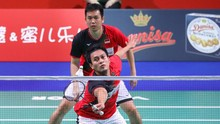 Hasil Toyota Thailand Open: Ahsan/Hendra Lolos ke Babak Kedua