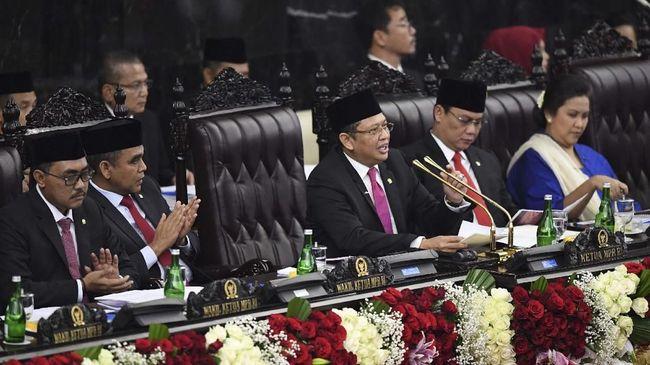 Ketua MPR Bambang Soesatyo mengatakan di masa covid-19, setiap negara akan merancang politik pangan untuk kepentingan mereka sendiri. Pemerintah perlu siap.
