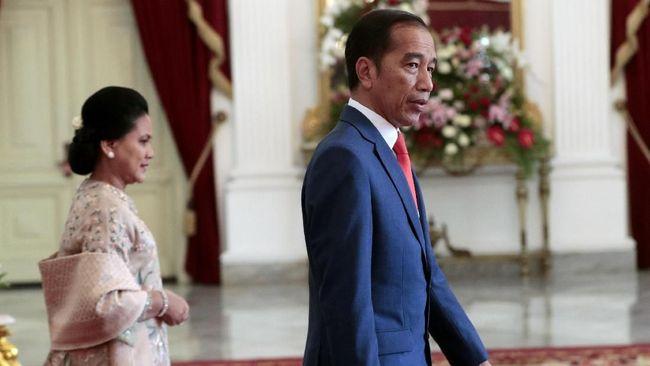 Presiden Jokowi menyebut India menjadi salah satu negara pertama yang menyambut baik ASEAN Outlook on the Indo-Pacific (AOIP) yang disahkan Juni lalu.